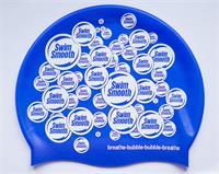 Bubble Bubble Breathe Swim Cap