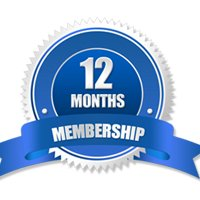 Year Membership (Paid in Full)