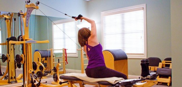 Pilates Studio in Harbor Springs, MI