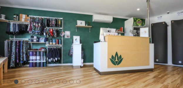 Yoga Studio in Perth,