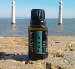 Balance Essential Oil Blend, 15mL