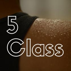 5 Classes
