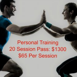 Private Training - 20 Pack