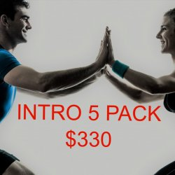 Private Training - Intro 5 Pack