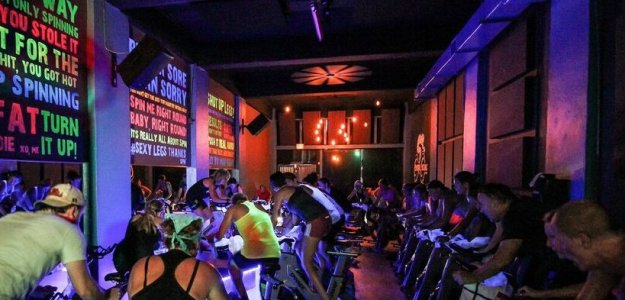 Spinning Studio in St. Pete, FL