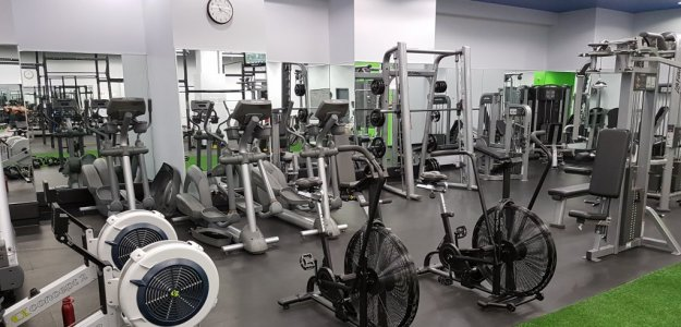 Fitness Studio in Winnipeg, MB