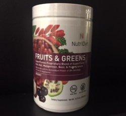 Fruits & Greens by NutriDyn