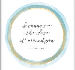 Lyric Art | The Brilliance | Spirit