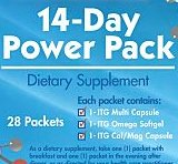 BRITG-14DY-SUPP 14 Day Power Packs