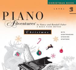 Level 2B Christmas Book - Piano Adventures