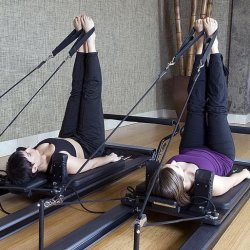 60 min Pilates Reformer Semi-Private (12 Sessions)