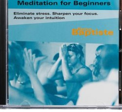 Baptiste CD: Meditation Beginners