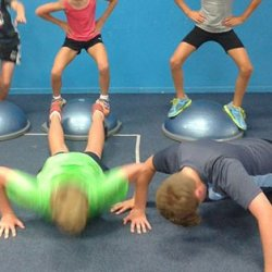 Kids FIT AKM- Fitness classes Twice Weekly w/3 months agreement
