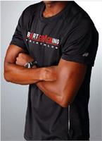 TShirt Technique Homme (Black)