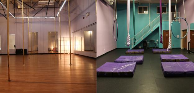 Pole Dancing Studio in Waterloo, ON