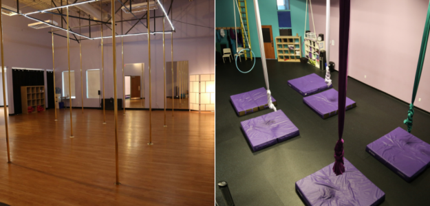 Pole Dancing Studio in Waterloo, ON