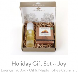 Holiday Gift Set ~ Joy