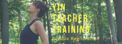 Yin Yoga Teacher Training in Spain - Main House Double
