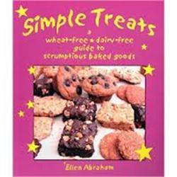 Simple Treats CookBook- SIGNED