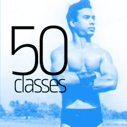 50 classes in 12 months