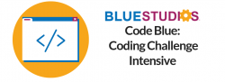 Code Blue: Coding Challenge Intensive (Ages 4-17)
