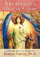 Archangel Oracle Cards - Doreen Virtue