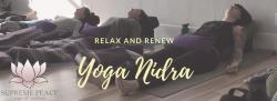 Yoga Nidra-Virtual