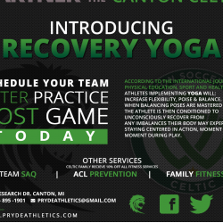 Team Recovery Yoga