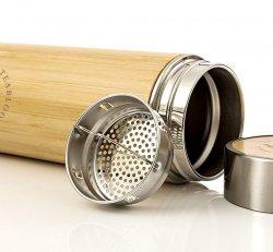 Bamboo Tea Bottle