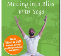 Moving Into Bliss DVD