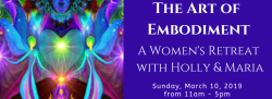The Art of Embodiment :: Feeding Your Creative Fire