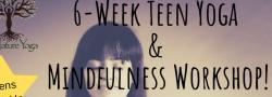 Tru Teens Yoga Workshop