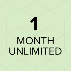 1 Month Unlimited Membership