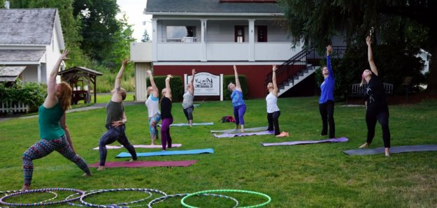Yoga Studio in Sherwood, OR