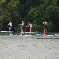 Adventure Series - Stand Up Paddle Boarding  & Pilates- Member
