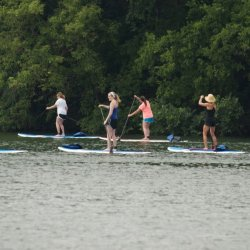 Adventure Series - Stand Up Paddle Boarding  & Pilates- Non-Member