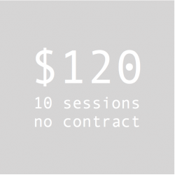 10 Sessions