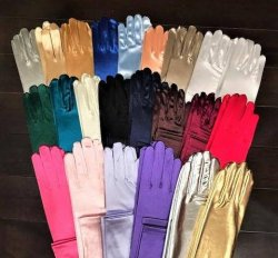 Gloves - Various Colors