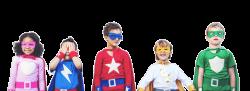 Namaste Kids Yoga Summer Camps: Kids Yoga Superheroes (Ages 3 - 7)