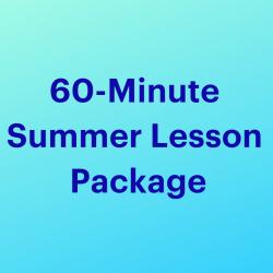 60-Minute Summer Package