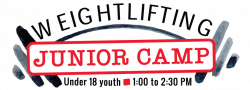 Weightlifting Junior Camp