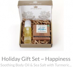 Holiday Gift Set - Happiness