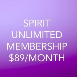 Spirit Unlimited Membership