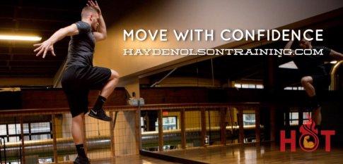 Hayden Olson Training