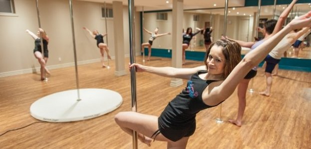 Pole Dancing Studio in Kingston, ON