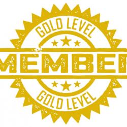 Gold Member (No Renew)