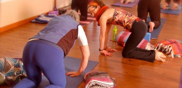 Yoga Studio in Norway, ME