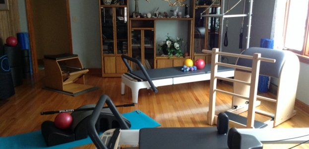 Pilates Studio in Mansfield Center, CT