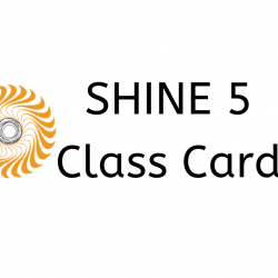 5 Class Card (90 day exp)