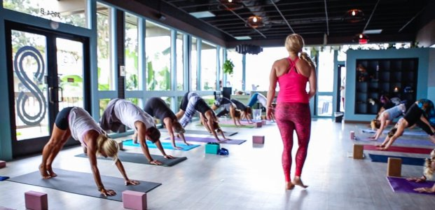Yoga Studio in San Diego, CA